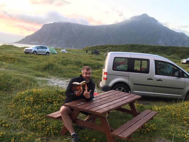 Perry Rhodan auf den Lofoten-Inseln